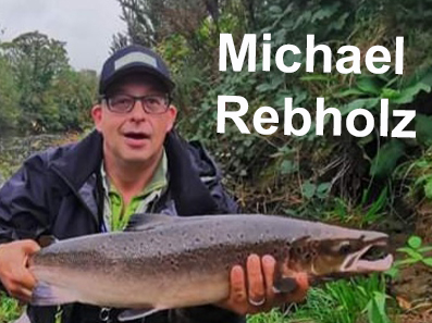 Michael Rebholz - SPEYNERY  - Casting at The Virtual Irish Fly Fair 2020