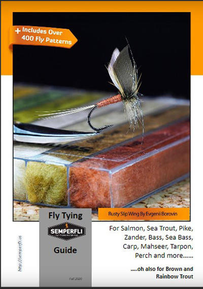 Check out the  NEW Fall 2020 Semperfli Catalogue