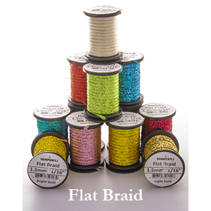 Semperfli Flat Braid