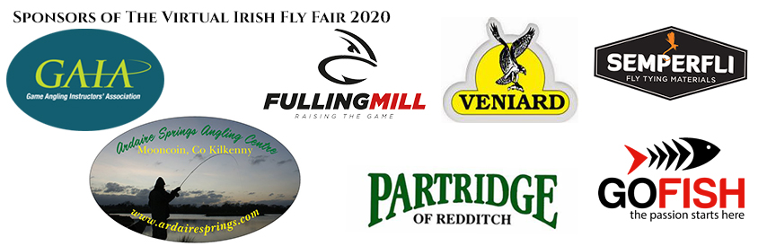 Check out The Virtual Irish Fly Fair Sponsors